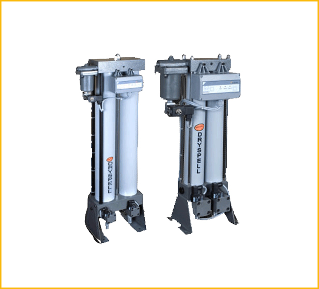 Dryspell Desiccant Compressed Air Dryers