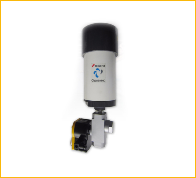 High Pressure Filters Cleansweep