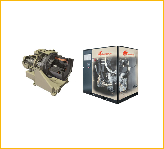 Nirvana - Rotary Oil - Free Screw Air Compressor