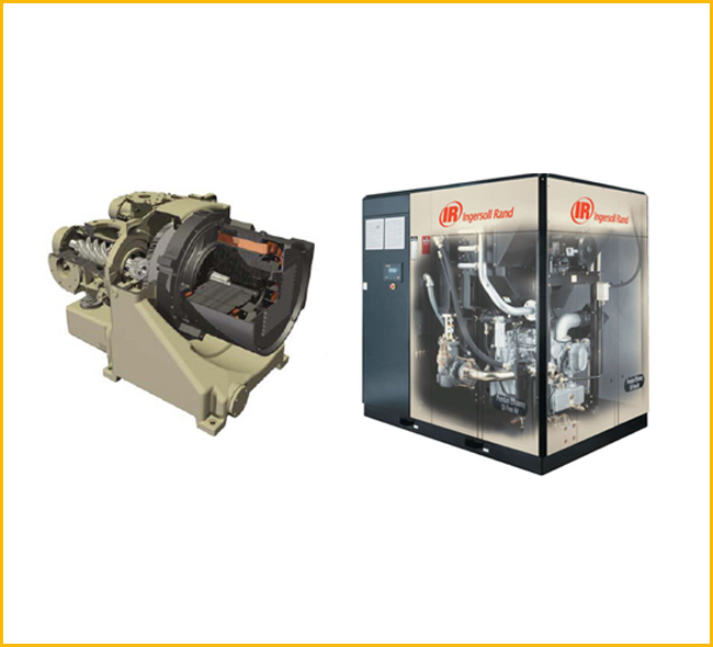Oil Free Rotary Screw Air Compressors-Nirvana